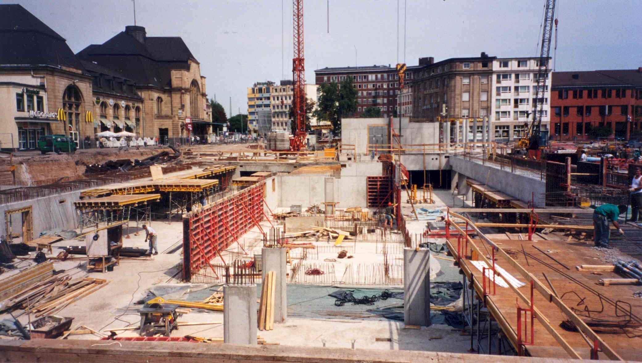 Ausbau ZOB und Bahnhofsvorplatz Koblenz